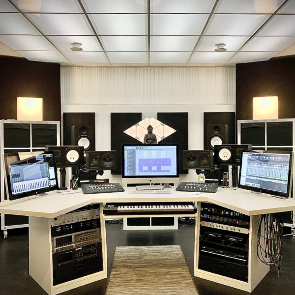 Maison Derriere Tonstudio in Mannheim